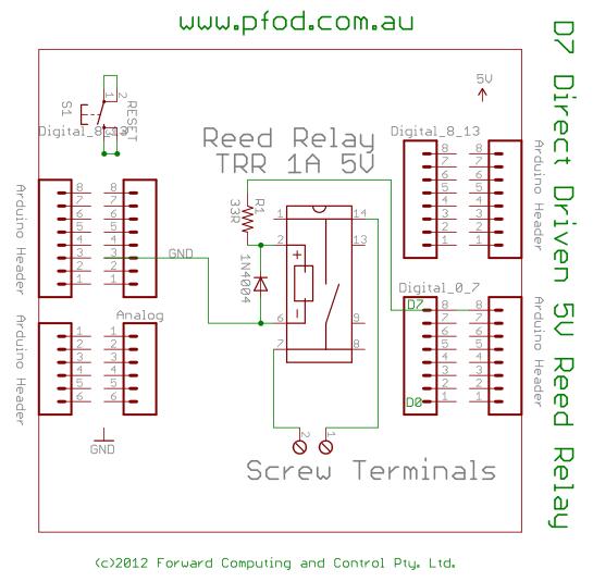 12v Relay board Arduino module online India Robomart